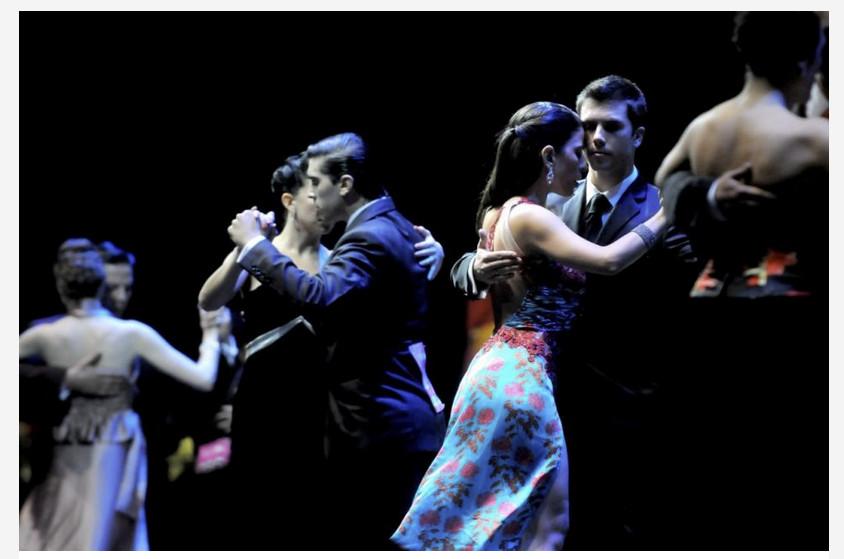 Tango y Coronavirus en Argentina